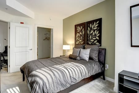 Luxury Bedroom by Rosslyn Metro - Arlington - Apartamento