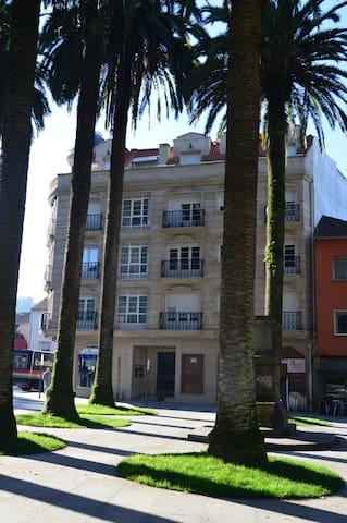 Excelente y céntrico apartamento para 4 personas - Caldas de Reyes - Pis