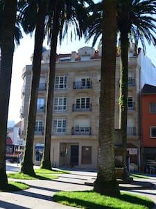 Excelente y céntrico apartamento para 4 personas - Caldas de Reyes - Lakás