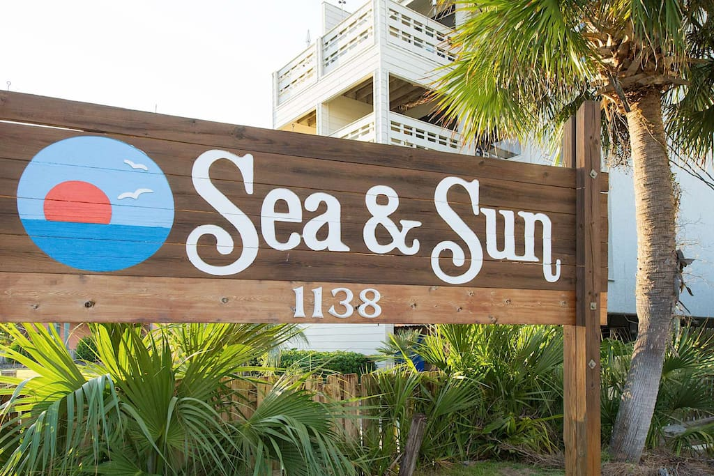 Welcome to Sea & Sun!