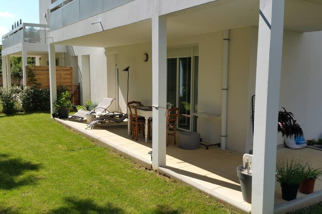 Appartement Terrasse Dijon