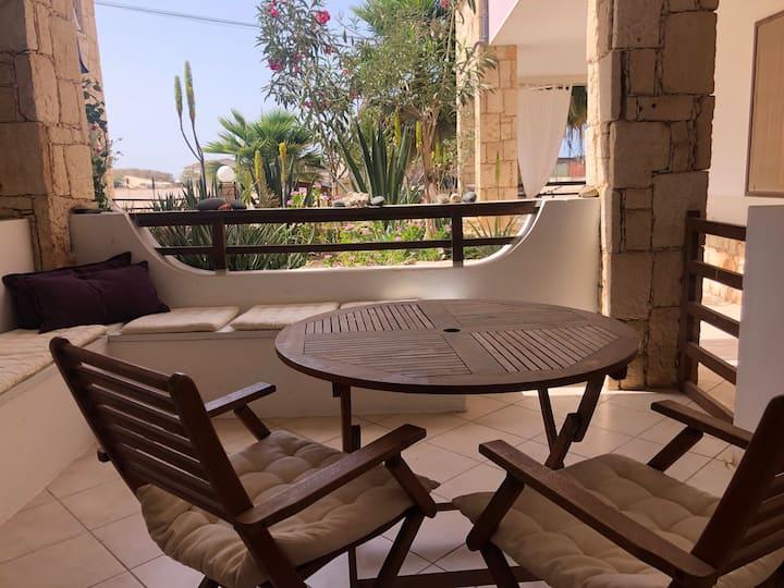 Ca Greta - Estoril beach apartment