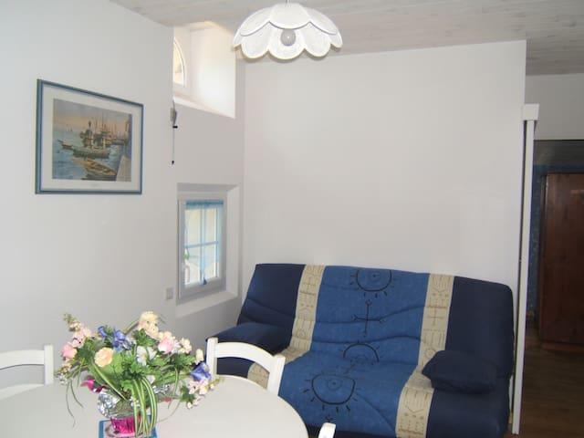 Gîte 2/4 personnes en campagne - Labruguière - Apartament