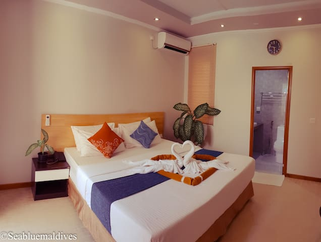Deluxe Room in Maafushi
