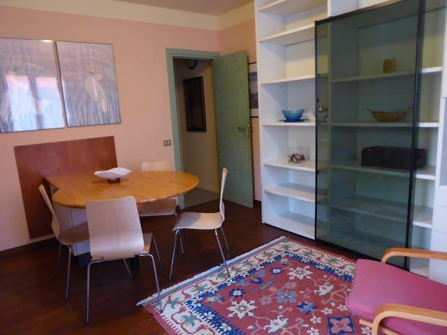Appartamento in una verde quiete.
