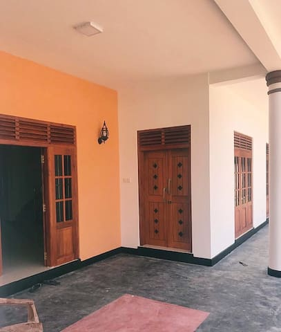 Newly Built Wadduwa Home