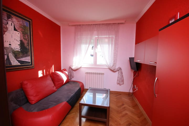 One room Apartment - 21 m2, City centre