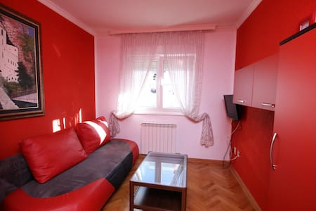 One room Apartment - 21 m2, City centre