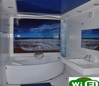 2х комнатная квартира с панорамным видом - Bryansk