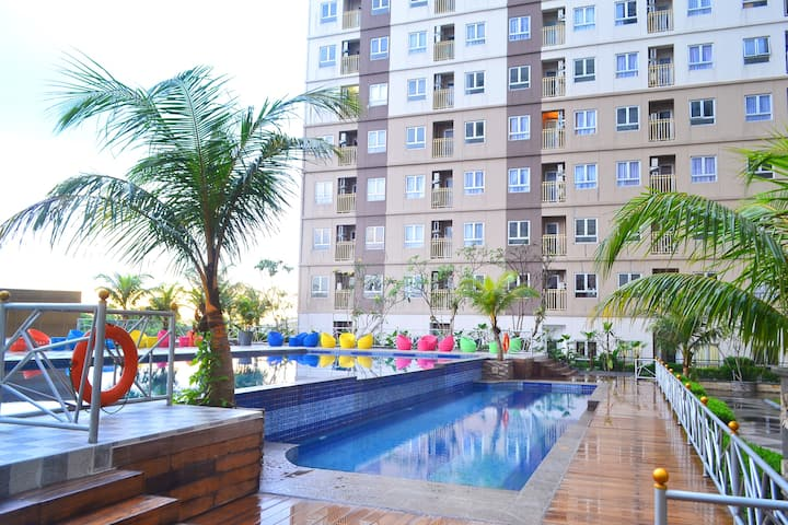 Smart 2 BR waiting for you in Pasar Rebo Jakarta