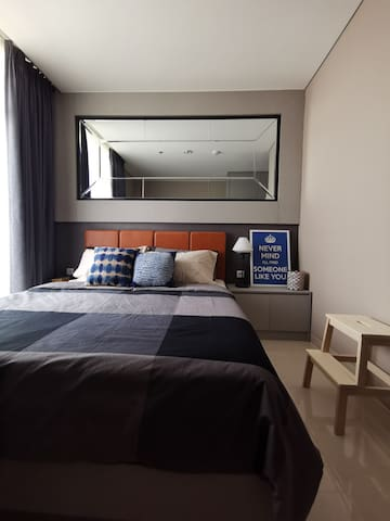 Convenience stay at Puri Ciputra International