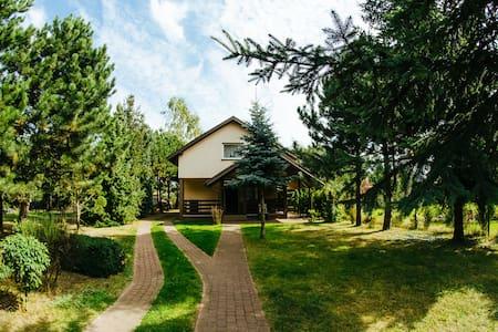 Dom nad jeziorem Chodecz - Chodecz - Dom