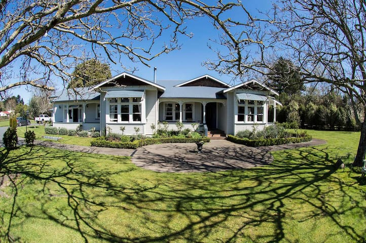 Darcy House - Tamahere - Hus