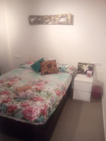 Sunny room in the heart of Ibiza