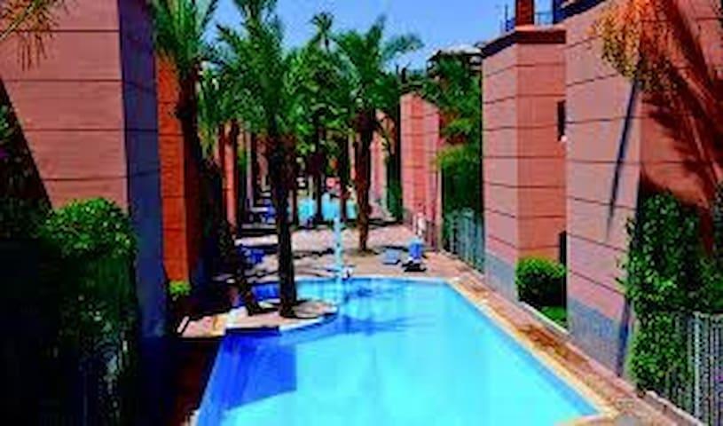Riad Menara