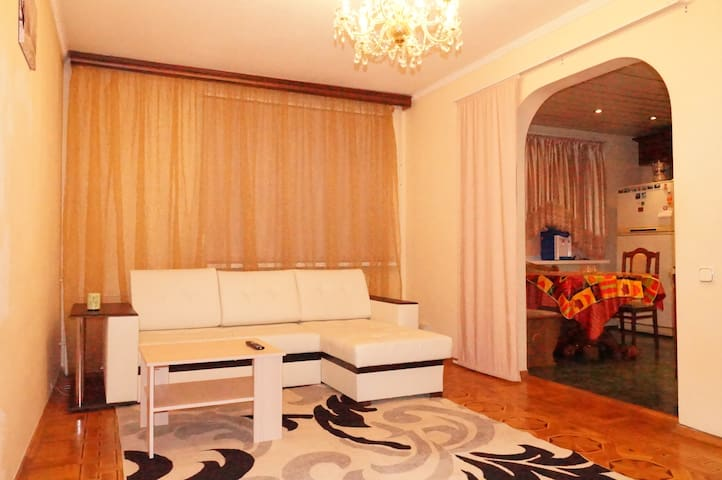Apartment On Barvikhinskaya - Москва - Apartment