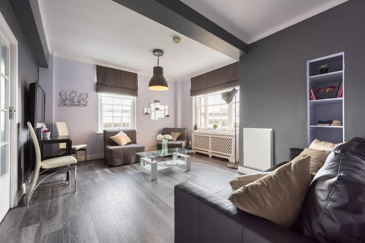 Entire Home, Stunning Boutique Studio -Marble Arch