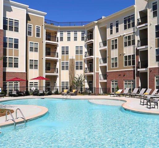 Convenient Atlanta Apartment