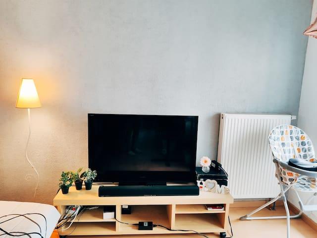 Appartement F2 à Strasbourg