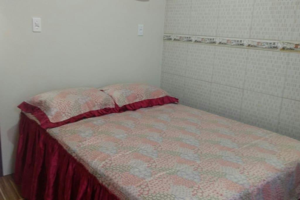 cama box quarto