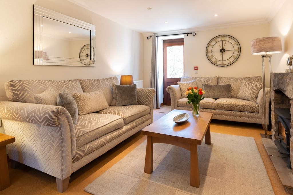 Leagram lounge  Luxury self catering lancashire