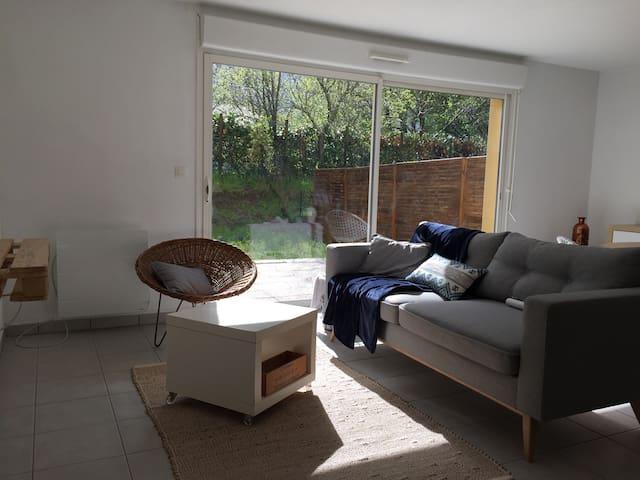 Paisible Maisonnette & jardin à Dax - Dax - House