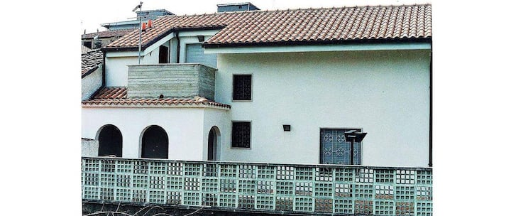 Apartment in detached house Pescara near the sea