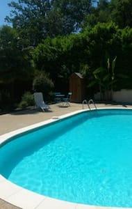 Villa CdF au calme avec piscine - Brive-la-Gaillarde