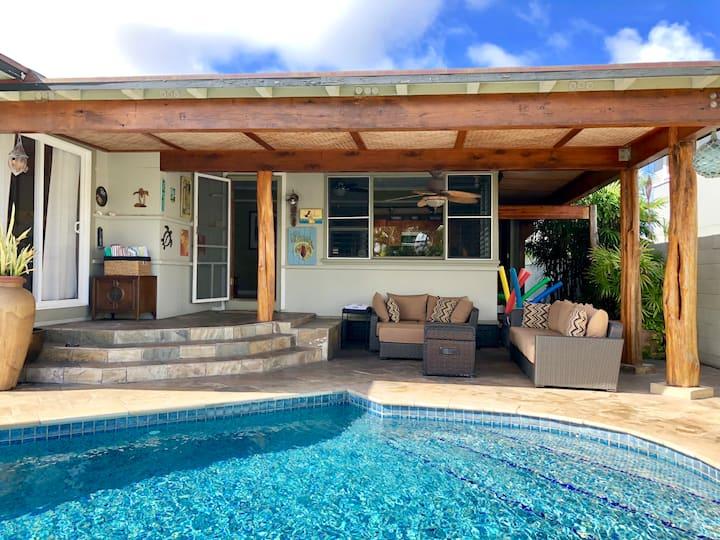 Kailua plantation home