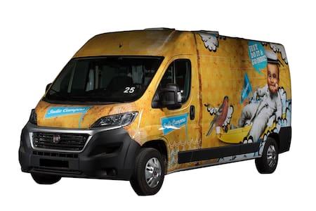 Motorhome Campervan - Bilbao  - Zamudio - Wohnwagen/Wohnmobil