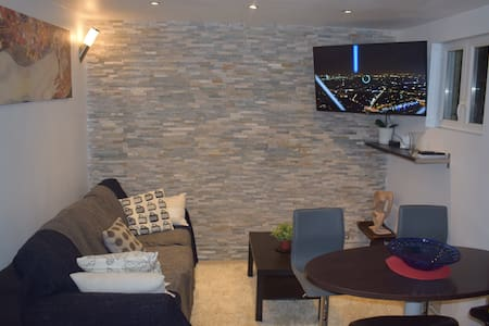 Maison Moderne au Stade de France
