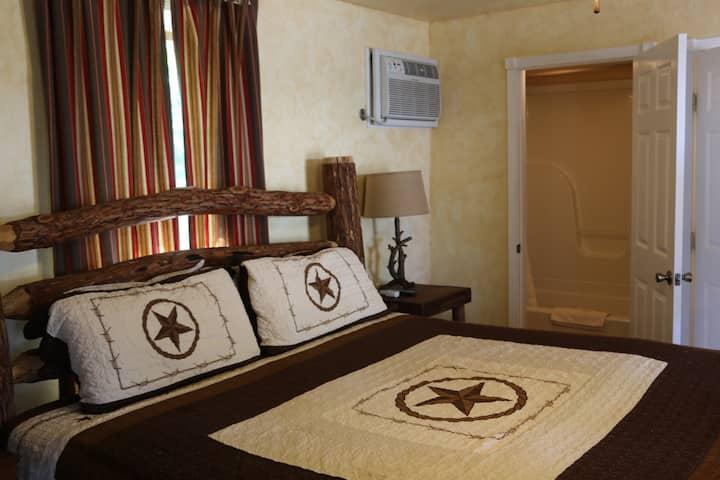 John Wayne Room at Hotel Kitsmiller on Main