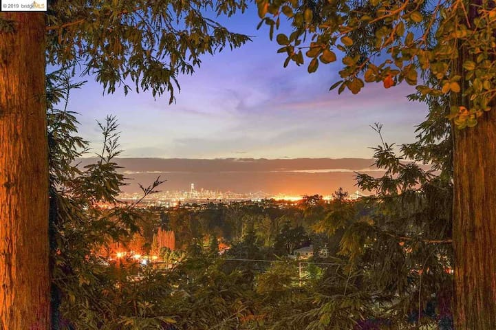 Urban Oasis w/ breathtaking views close to Airport