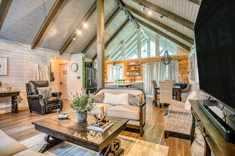 Come Away Cabin, a Luxury Retreat