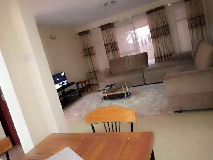 Serene spacious apartment 2