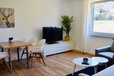 LINZ neues, zentrales Appartement mit Garten