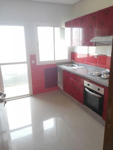 Appartement neuf pratique et sécurisé - Témara