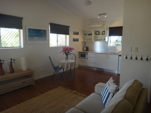 Guest Flat/Studio on Acreage - Palmwoods