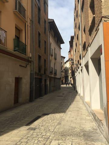El barrio,  c/ Carniceria