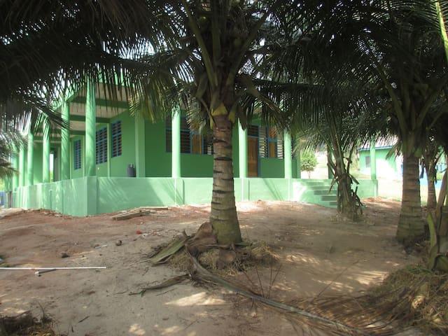 Tim's Rest Ghana