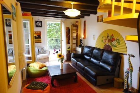 Lovely cosy villa at 15-20min from Geneva center - ヴェルニエ - 別荘