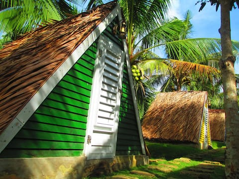 PHU NAM HOUSE - CABIN A - GREEN