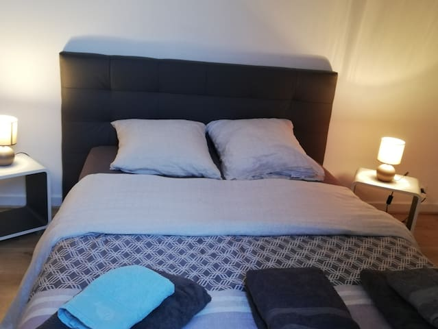 Appartement centre ville Bourges 2 personnes