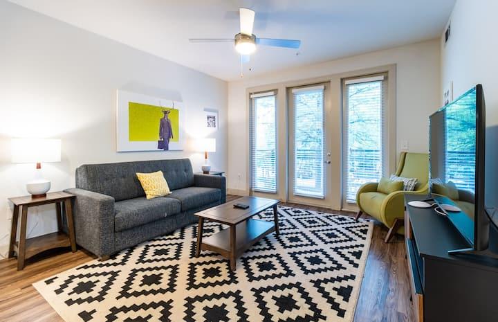 West Home   Perfect Buckhead Apartment Near Phipps Plaza