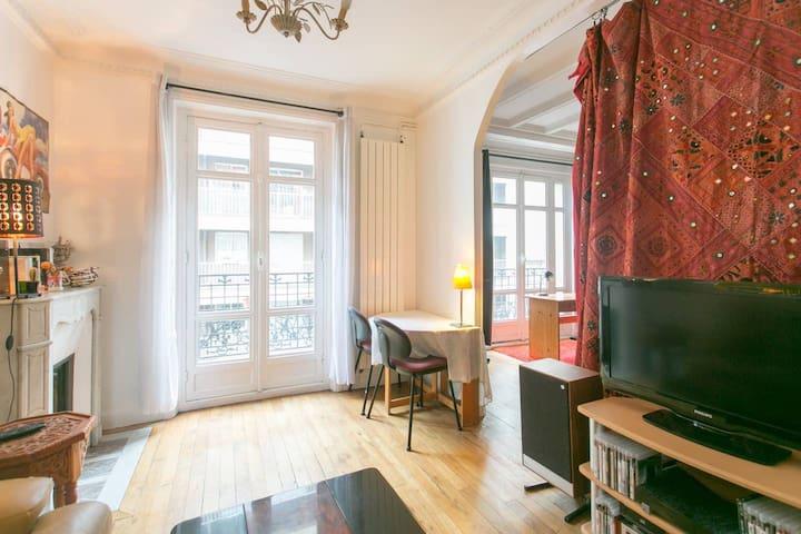 Chambre dans colocation Paris15e