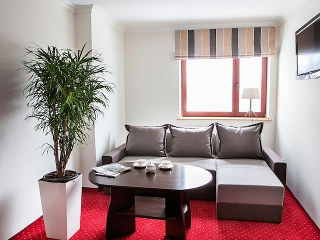 Dworek Szwajcaria - Double de Luxe - Laliki - Lägenhet