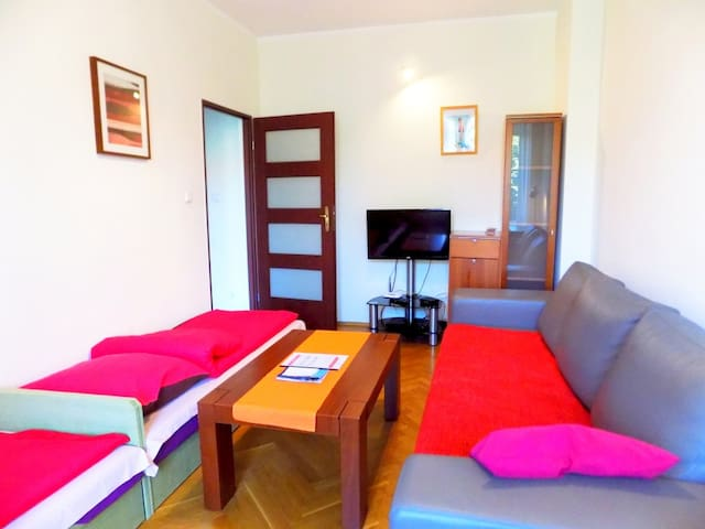 (8) 2-rooms apartment economy / OLD TOWN - Wrocław - Lejlighed