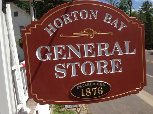 Horton Bay General Store - Boyne City - Rumah