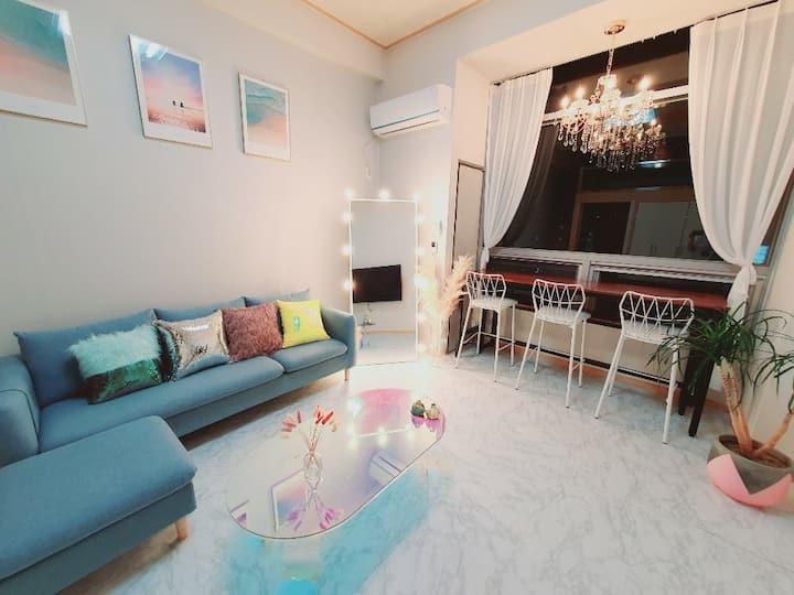 no.7(🚇MRT30초!매일방역실시🔁/⛑safety zone)yuwon house