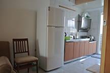 小廚房可處理海鮮